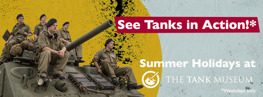 Summer Holidays at The Tank Museum!