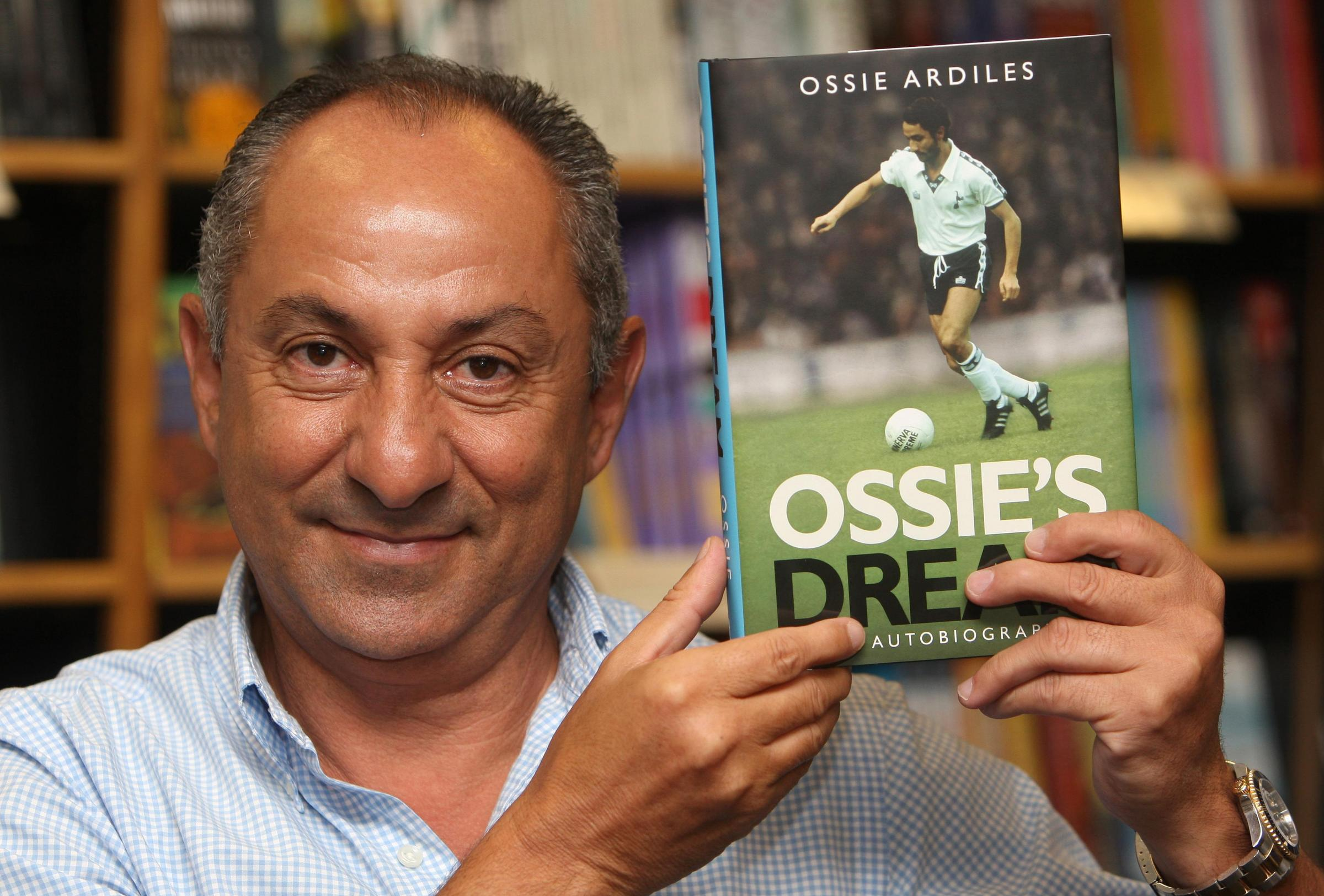 World Cup winner and Tottenham legend to speak at Poole event