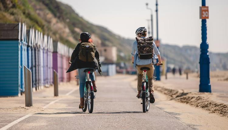 Cyclists will not be banned from Bournemouth and Poole promenades (for the time being)