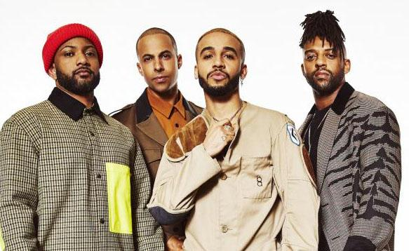 JLS announce eagerly anticipated comeback with their 'Beat Again' 2020 UK and Ireland tour