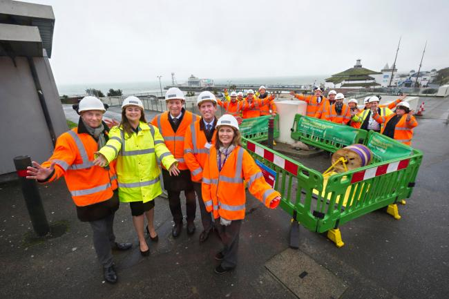 CityFibre launches its network in Bournemouth