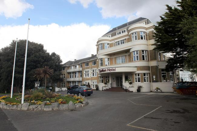 The Carlton Hotel, Bournemouth