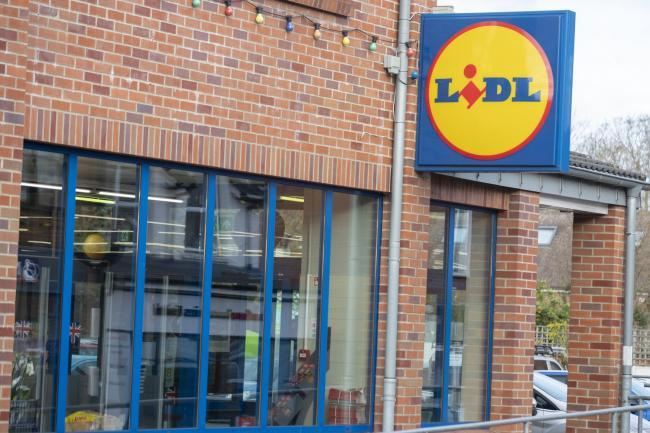 Lidl creates 2,500 four-week store jobs to help restock shelves