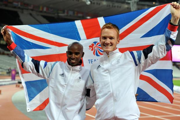 Mo Farah and Greg Rutherford were among the gold medallists on Super Saturday