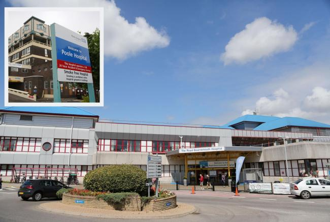 274 coronavirus patients discharged from Royal Bournemouth and Poole hospitals