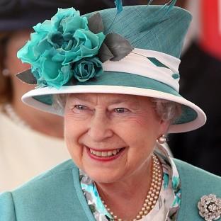 女王警告狗仔队的照片