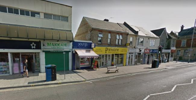 Makkah Food Stores in Ashley Road, Poole