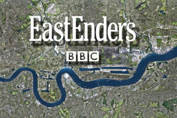 Bournemouth Echo: EastEnders logo