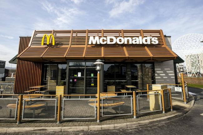 McDonald's confirm when every drive-thru across the country will reopen