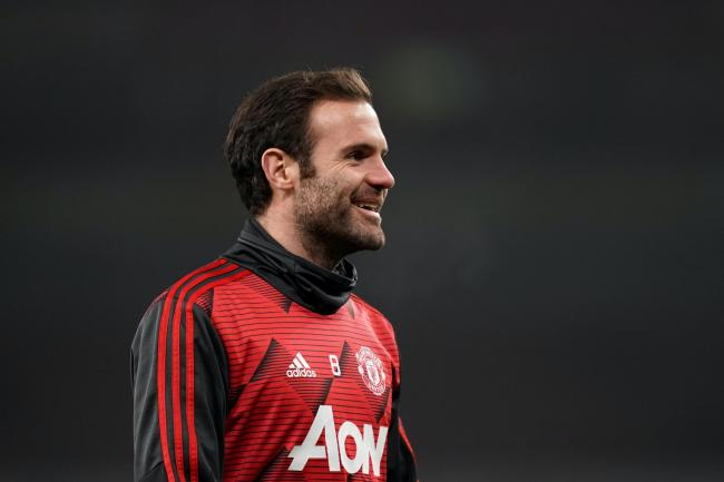 Juan Mata will judge a painting competition