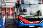 A Morebus driver was abused by a passenger