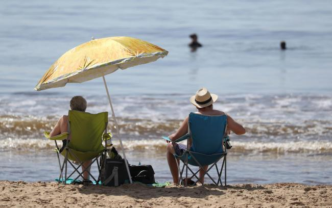 25C on the cards this week as jetstream brings in more warm weather