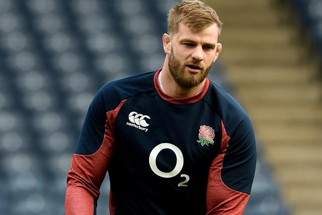 George Kruis will leave Saracens at the end of the season (Ian Rutherford/PA)