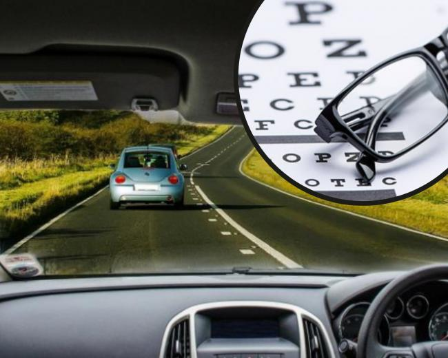 Driving: How to test if your eyesight is good enough to drive. Picture: Pixabay