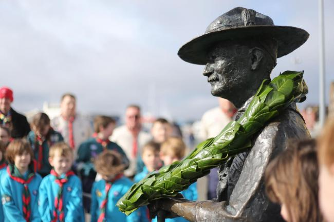 Statue of Scouting founder Baden-Powell to be removed from Poole Quay