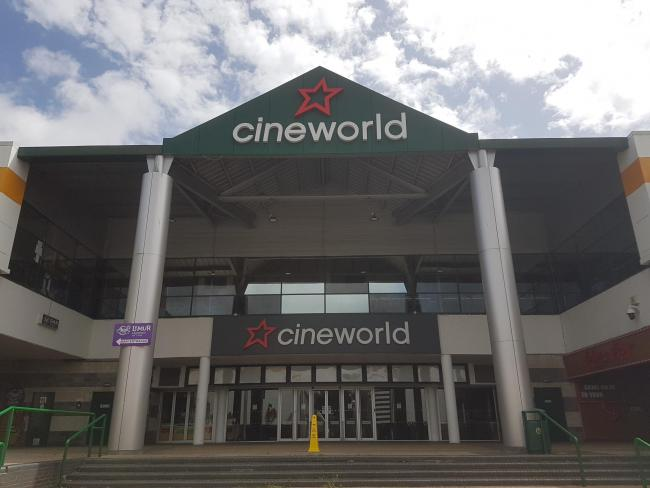 Cineworld at Tower Park, Poole