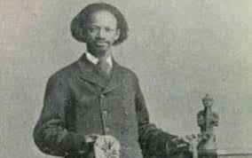 Thomas Lewis Johnson, the former slave who is buried in Bournemouth
