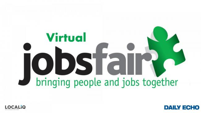 Coming soon: the Daily Echo virtual jobs fair