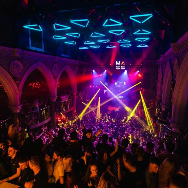 Halo nightclub is considering alternative offerings in order to reopen
