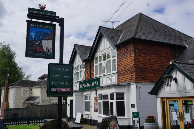 No arrests but investigations ongoing into fight at West Moors pub