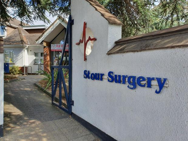 Bournemouth Echo: Stour Surgery was one of the highest rated GPs across the conurbation