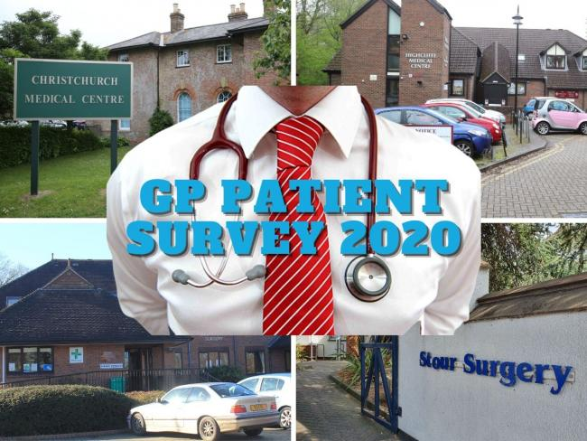 Results have been published of this year's GP Patient Survey