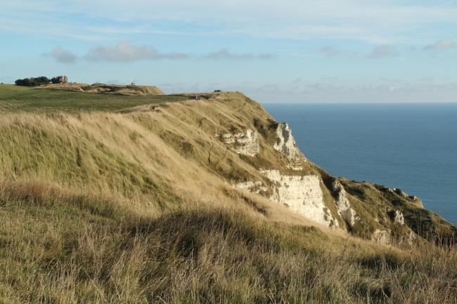 White Nothe near Ringstead