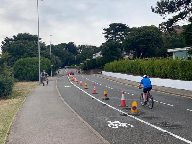 Letter to the Editor: Cycle lane has benefits
