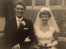 Doreen and Reg HASWELL