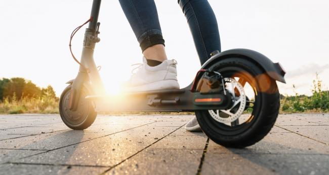 The letter writer says electric scooters are a menace