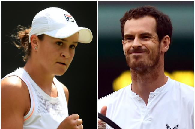 Barty/Murray