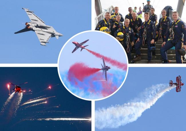 Bournemouth Air Festival is going virtual in August