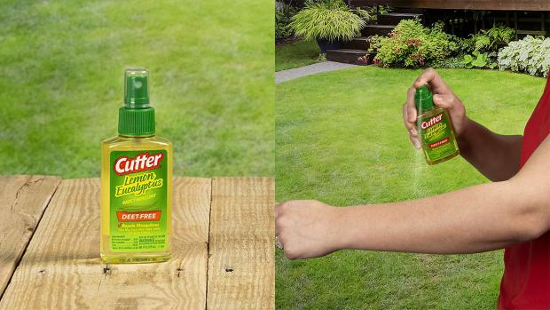 Bournemouth Echo: Ditch the horrible smelling insect repellents for one that's fragrant and offers up to six hours of protection. Credit: Cutter