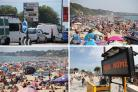 LIVE: Latest on beaches and traffic as people flock to Dorset coast