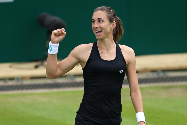 Petra Martic is looking forward to returning to the court in Sicily