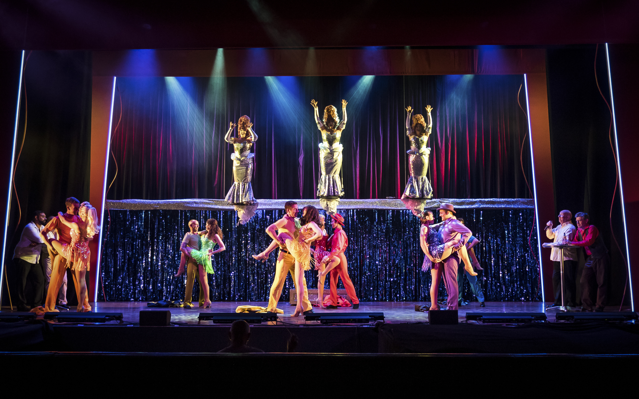 Bournemouth musical theatre society cancel Saturday Night Fever shows
