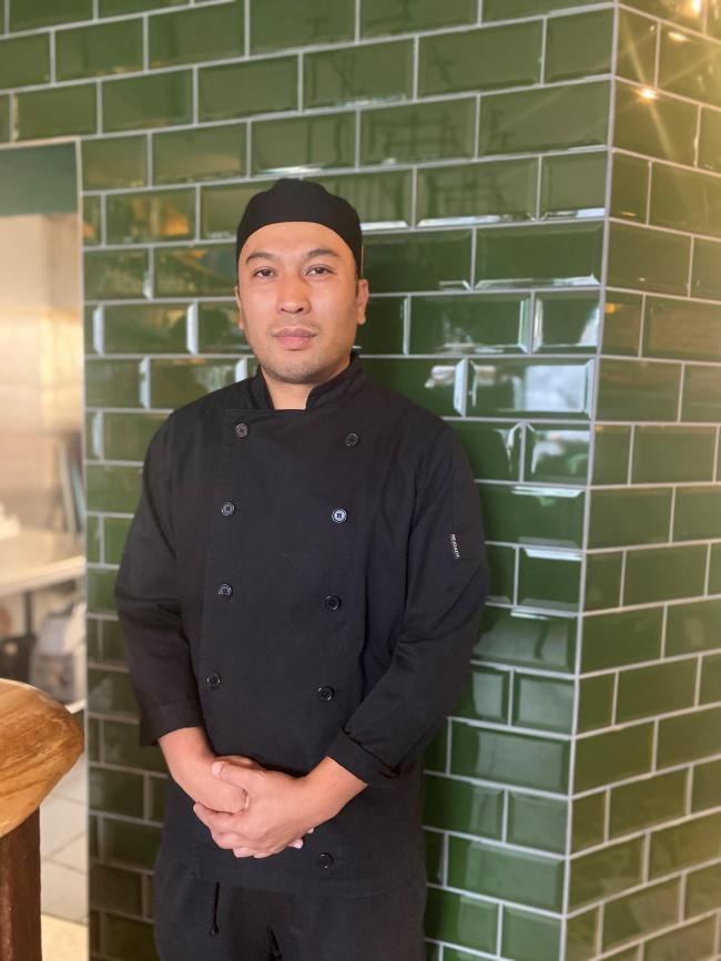 Tom Saengthong is opening a new restaurant, Kala Thai, in Bournemouth town centre