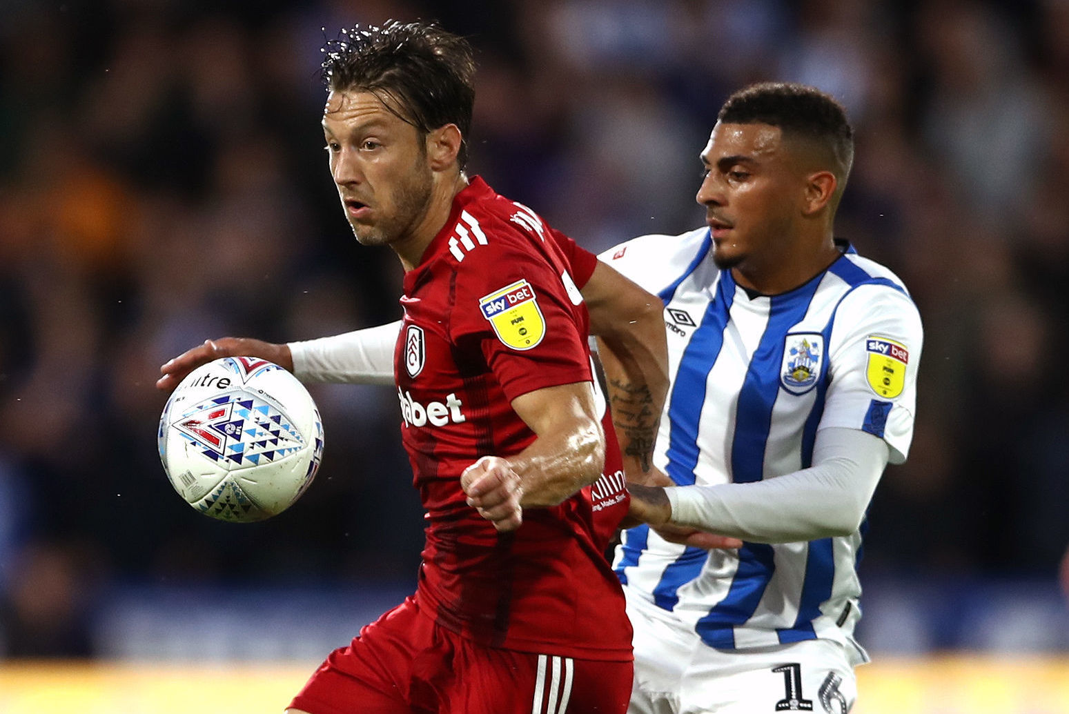 Arter did not start enough games to trigger Fulham's obligation to buy