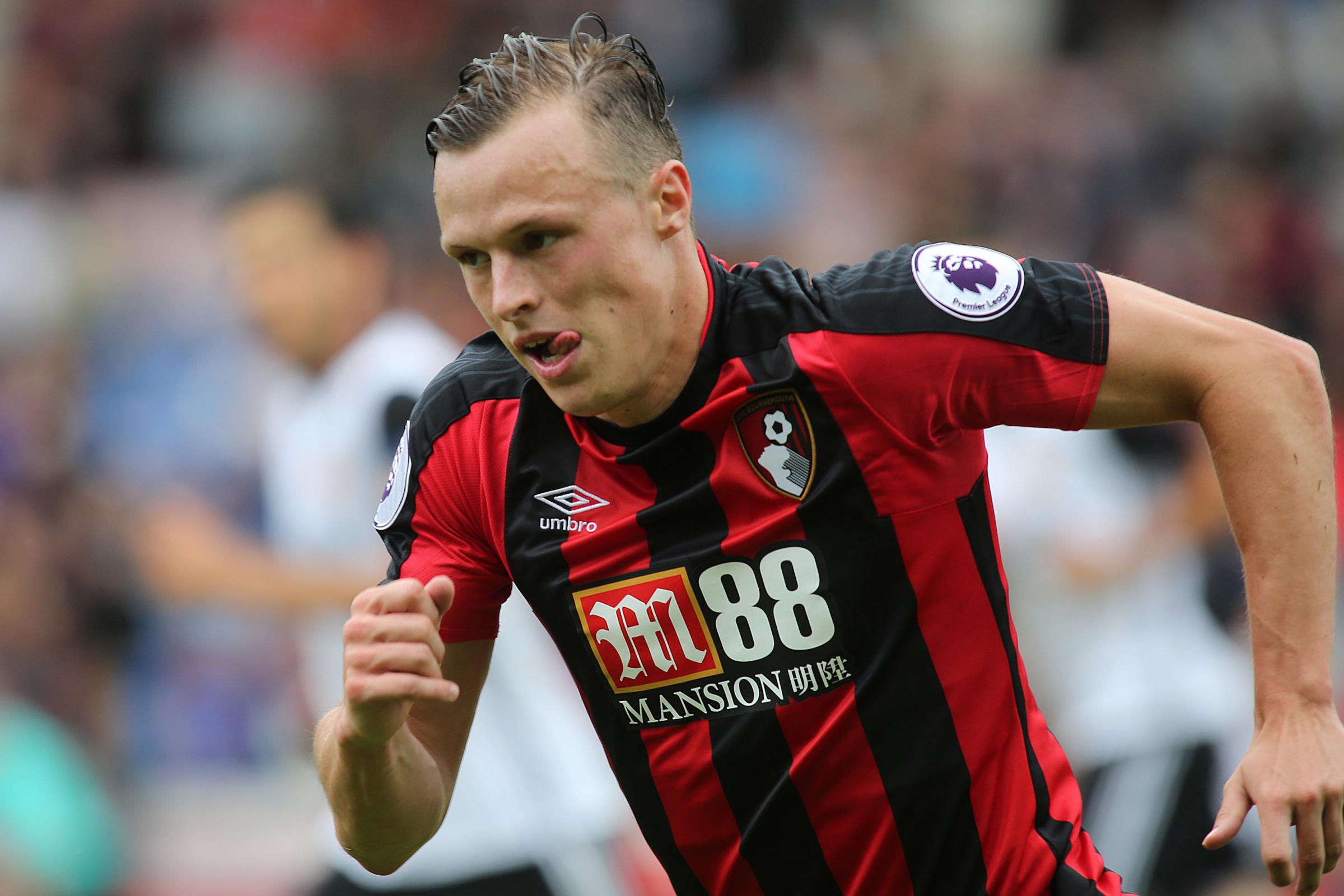Brad Smith exits Cherries following expiration of contract