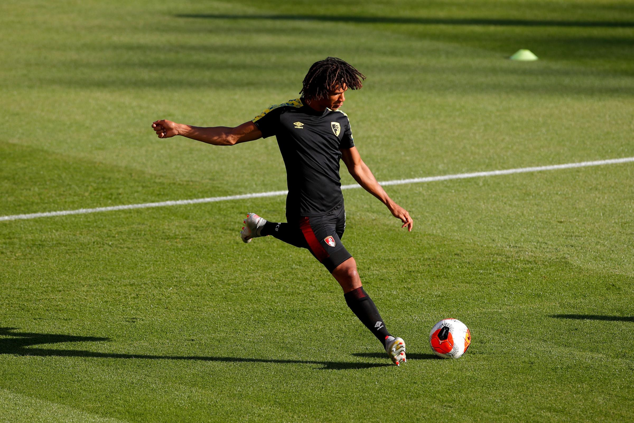Nathan Ake completes £41million switch to Manchester City from Cherries