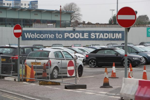 Bournemouth Echo: Poole Stadium, which has been home to Pirates and greyhound racing for many years