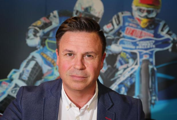 Bournemouth Echo: Poole Speedway owner Matt Ford
