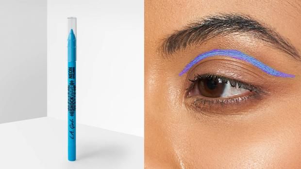 Bournemouth Echo: Add some flair to your eye look with the L.A. Girl Shockwave Neon Liner. Credit: L.A. Girl