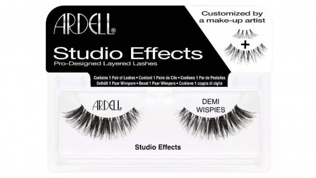 Bournemouth Echo: When you want to feel extra glam, try a pair of the Ardell Eyelash Demi Wispies Studio Effects. Credit: Ardell
