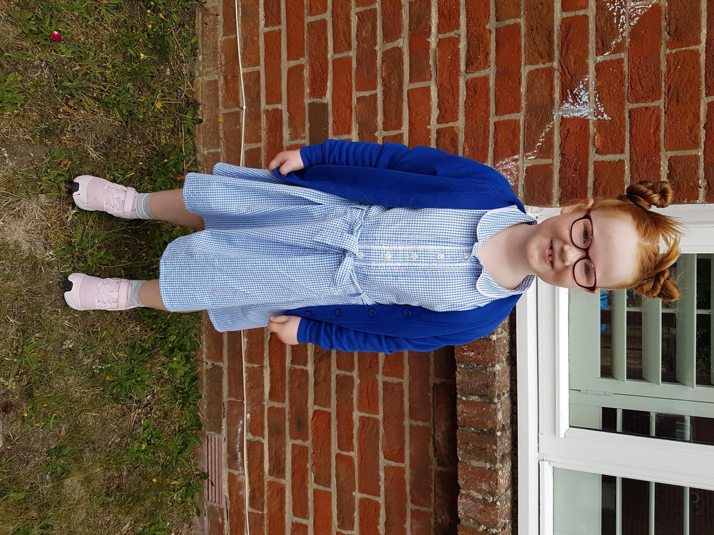 Seven-year-old carer from Poole wins national charity award
