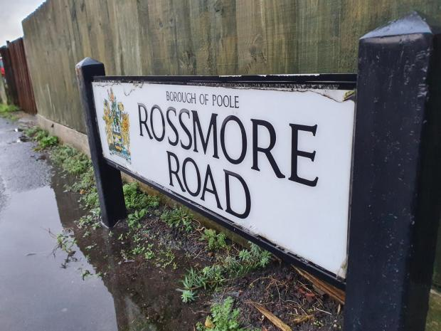 Bournemouth Echo: Rossmore Road in Poole