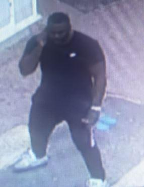 Bournemouth Echo: CCTV image of a man police would like to speak to in relation to the assault