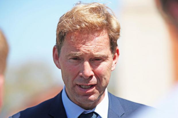 Bournemouth Echo: Tobias Ellwood, Bournemouth East MP