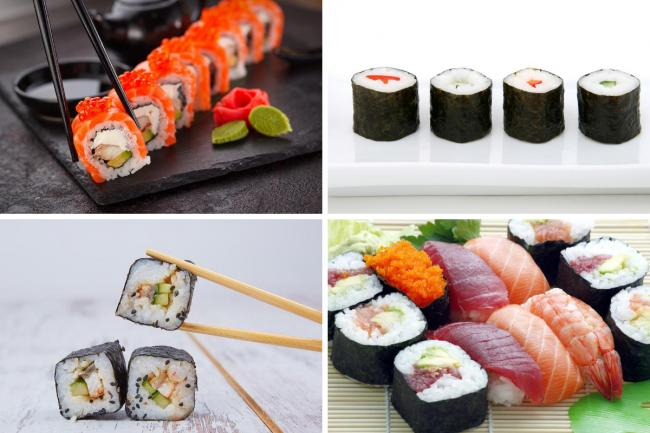 5 of the best places to get sushi in Bournemouth (according to Tripadvisor)