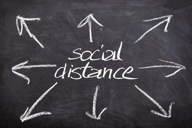 Letter to the Editor: Why is it so hard to social distance?